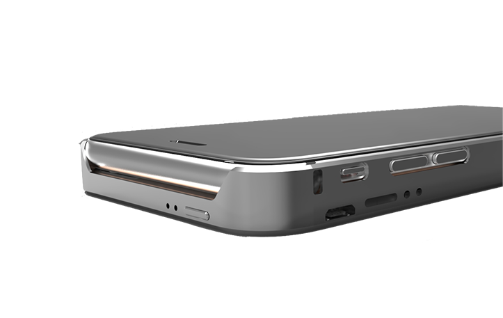 Optimal case Ultra-thin view